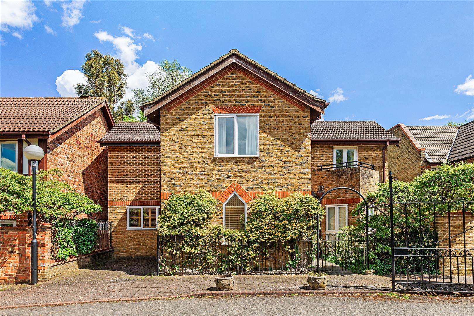 Grange Park Place, West Wimbledon - Andrew Scott Robertson